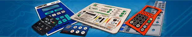 Пленочные и мембранные клавиатуры - PCBETAL