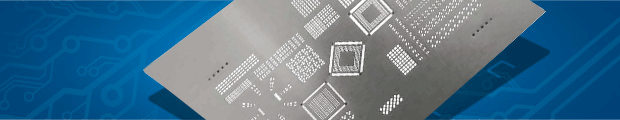 Трафарети для SMT монтажу друкованих плат - PCBETAL